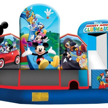 Mickey Mouse Park 5 in 1