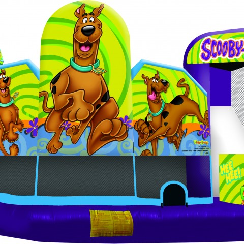 Scooby-Doo 5 in 1