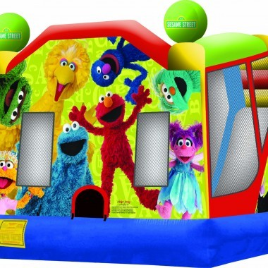 Sesame Street 3 in 1