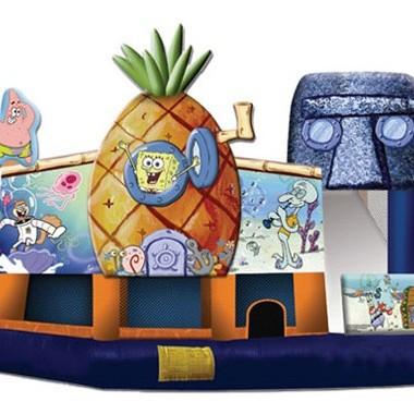 Sponge Bob 5 in 1