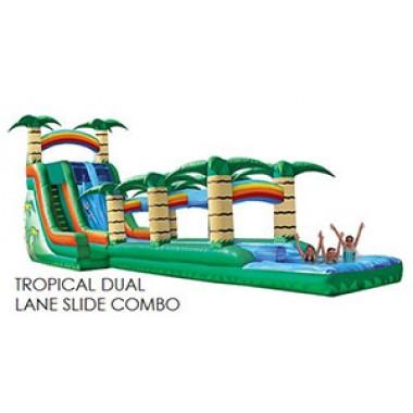 Tropical Dual Lane Combo