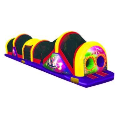 Circus Slide Challenge