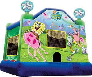 Sponge Bob Jump